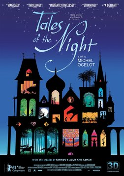 Tales of The Night - Les contes de la nuit